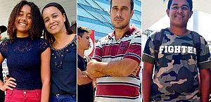 """Jovens, adultos, pais e mães de família: quem entrou na """"fila do emprego"""" em Maceió?"""