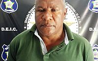 Acusado foi preso no bairro do Poço