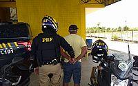 Foragido de Sergipe, homem acusado de estupro é preso em São Miguel dos Campos