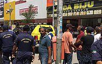 Fiscal da Prefeitura de Maceió fica ferido após confronto com ambulantes