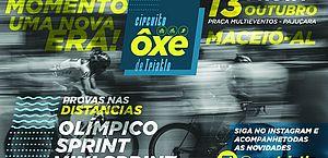 Circuito Ôxe de Triatlo promete mudar o cenário do esporte em Alagoas