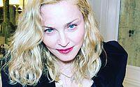 A cantora pop Madonna