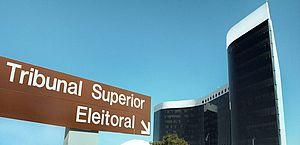 Prédio do Supremo Tribunal Eleitoral