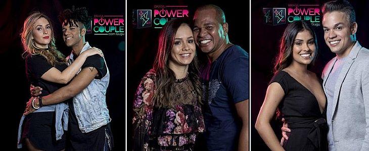 Montagem sobre fotos de Edu Moraes/Record TV