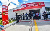 Presos e material serão encaminhados para o complexo de delegacias, em Bebedouro