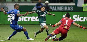Cruzeiro levou a melhor e venceu em São Paulo