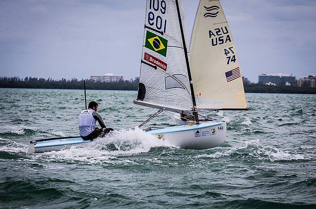 Mundial de vela chega à reta final com Brasil perto de 6 vagas olímpicas