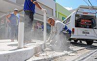 Prefeitura divulga regras para construção de calçadas