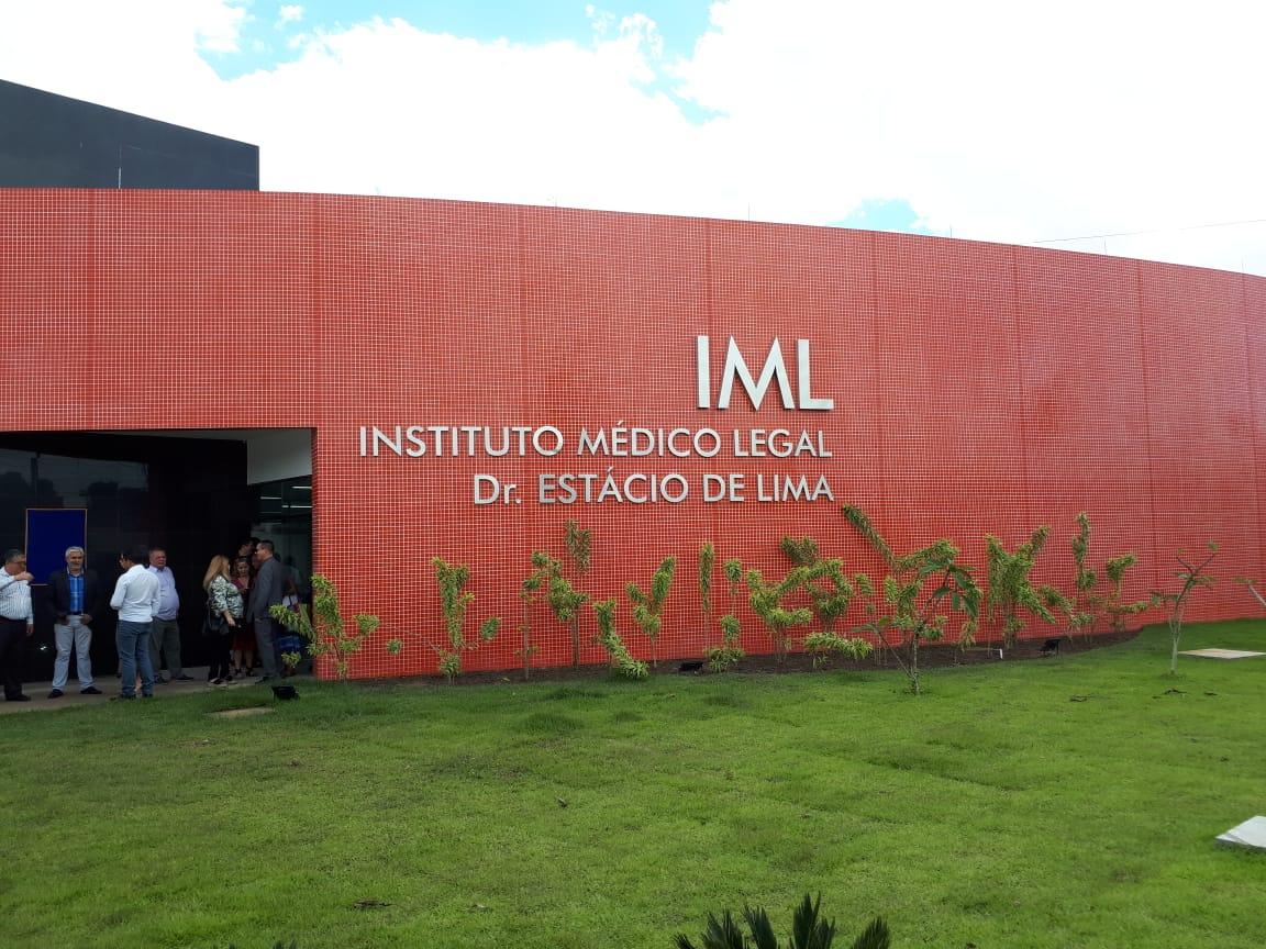 IML foi acionado para a ocorrência