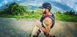 """Após cancelamento de maratona, corredor propõe """"desafio solidário"""""""