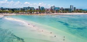 Maceió está entre os quatro destinos mais procurados no segmento sol e praia do país