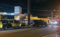 Movimentação de viaturas chamou a atenção de moradores do bairro