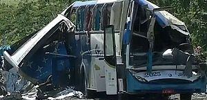 Polícia investiga possível falha humana em acidente que matou 41 no interior de SP