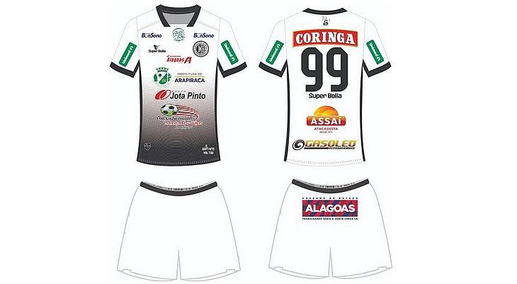 ASA fecha com 11 patrocinadores para o Campeonato Alagoano - TNH1 a6354216a6c4f