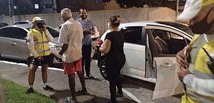 Ronda no Bairro ajuda família a reencontrar idoso de 71 anos em Maceió