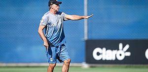 Renato Portaluppi completa quatro anos como treinador do Grêmio