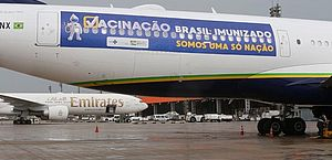 Índia diz que não pode atender demanda do Brasil por vacinas agora