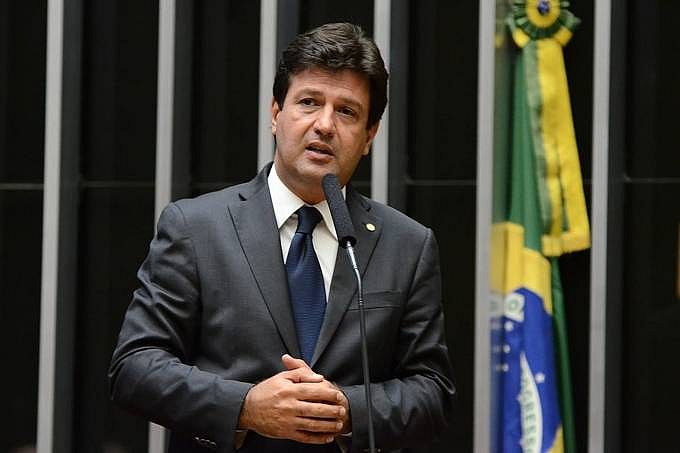Ministro Luiz Henrique Mandetta