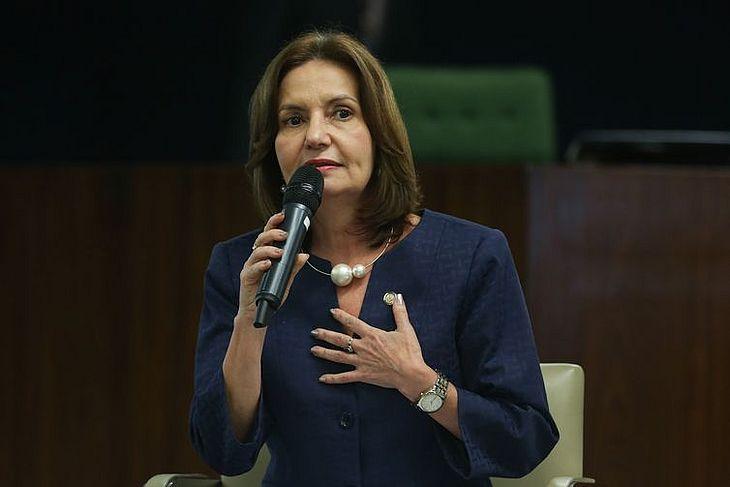 Martha Rocha foi a primeira mulher a chefiar a Polícia Civil do Rio de Janeiro