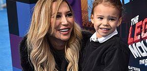 Filho de 4 anos de Naya Rivera, atriz de Glee, viu mãe desaparecer em lago