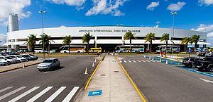Aeroporto de Maceió é considerado o melhor do Nordeste em ranking da Secretaria Nacional de Aviação Civil
