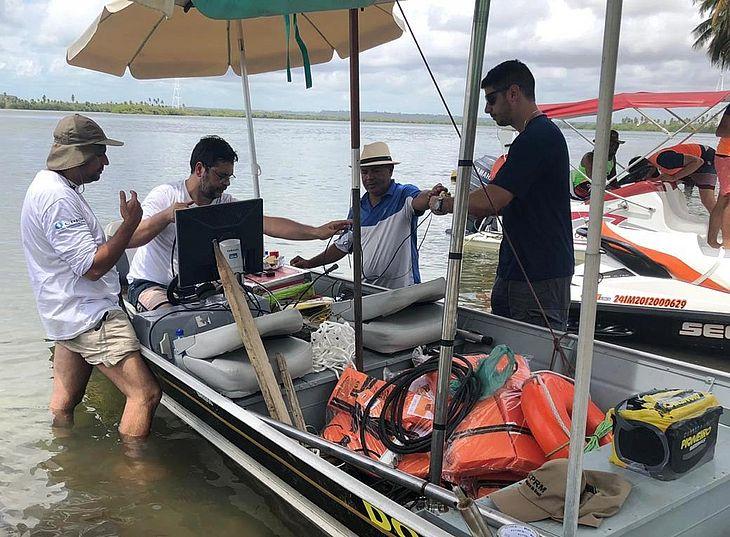 Mapeamento acontecerá nas lagoas Mundaú e Manguaba