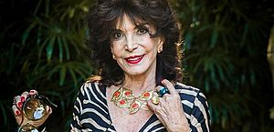 Morre, aos 84 anos, a atriz Lady Francisco