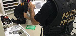 Agentes realizam buscas na residência de servidor do INSS