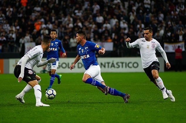 Histórico de finais da Copa do Brasil é adversário do Corinthians