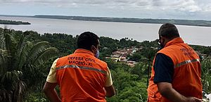 Centro Nacional de monitoramento alerta para 'risco hidrológico alto' na capital alagoana
