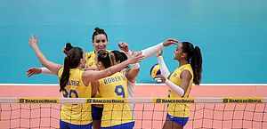 Seleção Feminina de Vôlei deixa o Mundial na segunda fase