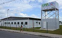 Bebê foi atendido inicialmente na UPA do Benedito Bentes e depois foi encaminhado ao HGE