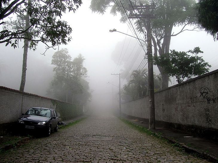 Neblina/Ilustração