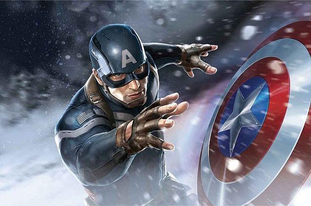 Intérprete do Capitão América em Vingadores 4 explica mensagem de despedida