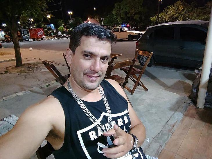 Valcir foi atacado por dois homens no interior de Alagoas