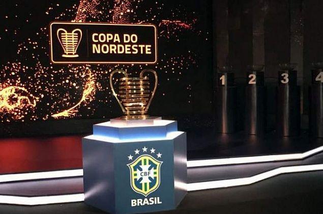 CBF divulga tabela do Nordestão 2019; clássico alagoano será em março