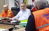 Força-tarefa de promotores vai emitir recomendação para evacuação total da área vermelha, no Pinheiro