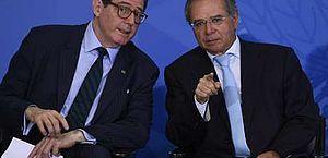 Guedes busca perfil do mercado bancário para a vaga de Levy