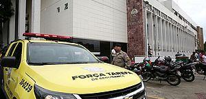 TJ-AL anuncia reforço na segurança do Fórum de Maceió