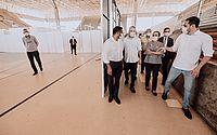 Governador anuncia antecipação da entrega de hospitais em construção em Alagoas