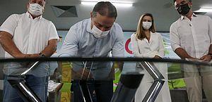 Governador assina ordens de serviço para construção de 16 novas creches em municípios alagoanos