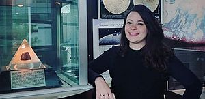 Brasileira é selecionada para missão simulada de agência espacial