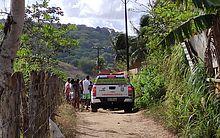 Corpo foi encontrado em estrada de barro de Rio Novo