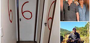 Polícia encontra cena macabra em apartamento de casal morto pelo filho em Vila Velha