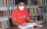 Reeducando Henrique Gregório quer aproveitar oportunidade de ingressar em universidade federal