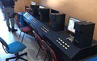 Polícia encontra casa de jogos de azar em posto de combustíveis em Satuba