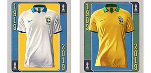 CBF confirma seleção brasileira de branco em estreia da Copa América