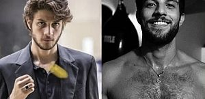"""""""Quase 20 quilos de diferença"""", diz Chay sobre Danilo e José Alfredo"""
