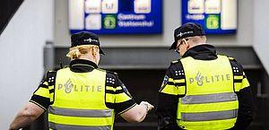 Polícia da Holanda