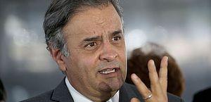 Aécio Neves pode fazer sua defesa fora do PSDB, afirma Doria